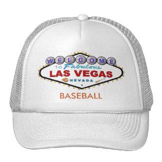 Casquette de baseball de Las Vegas