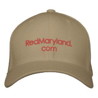 casquette de baseball de RedMaryland.com