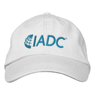 Casquette de baseball d'IADC