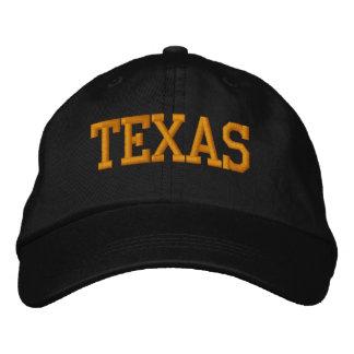 Casquette de baseball - le TEXAS - SRF