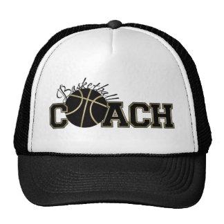 Casquette de Basketball_coach