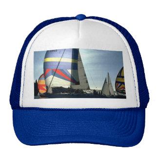Casquette de bateau à voile