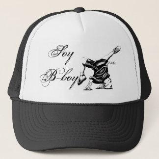 Casquette de BBoy