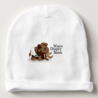 Casquette de bébé de banque de couche-culotte de bonnet de bébé