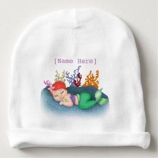 Casquette de bébé de sommeil Merbaby Bonnet De Bébé