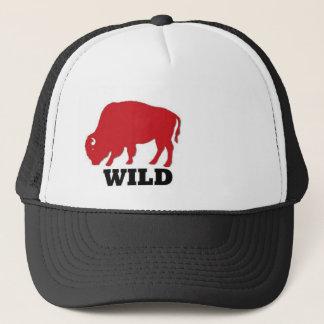 Casquette de bison de liberté