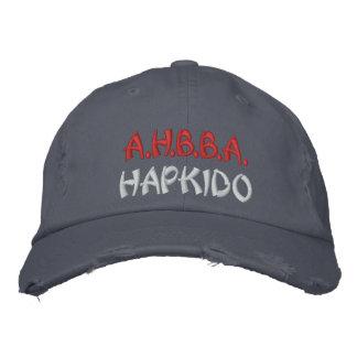 Casquette de bleu de 404 AHBBA Hapkido