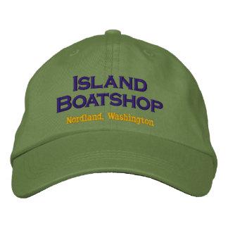 Casquette de Boatshop d'île