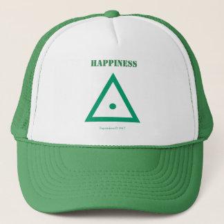 Casquette de bonheur