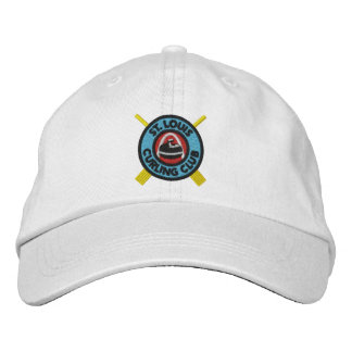 Casquette de bordage de club de St Louis