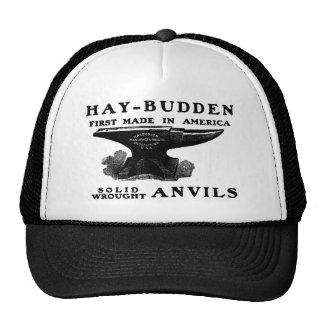 Casquette de Budden de foin
