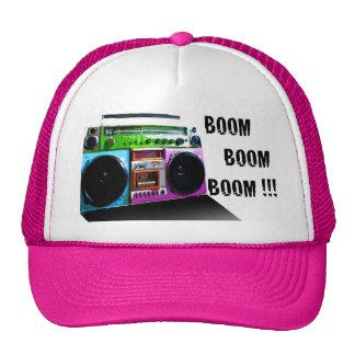 casquette de caisson de basses de boom de boom