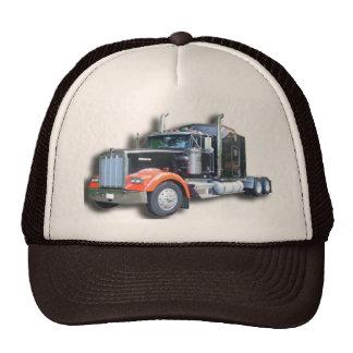 Casquette de camion de Kenworth