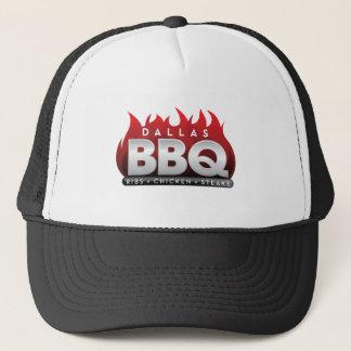 Casquette de camionneur de BBQ de Dallas