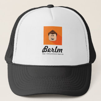 Casquette de camionneur de Berlm