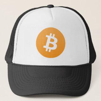 Casquette de camionneur de Bitcoin