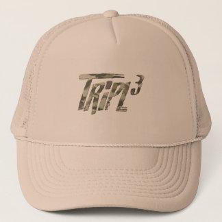 casquette de camionneur de camo