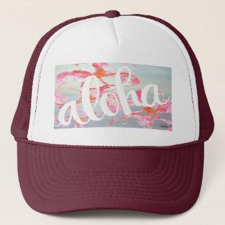 Casquette de camionneur de cool Aloha