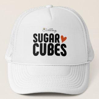 Casquette de camionneur de cube en sucre avec le
