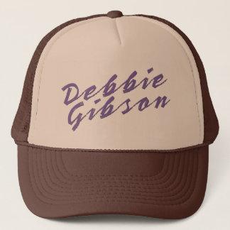 Casquette de camionneur de Debbie Gibson