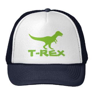 Casquette de camionneur de dinosaure du