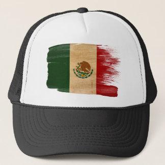 Casquette de camionneur de drapeau du Mexique