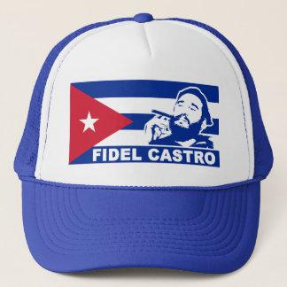 Casquette de camionneur de Fidel Castro