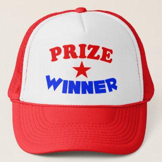 Casquette de camionneur de gagnant du prix