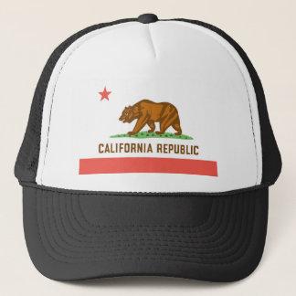 Casquette de camionneur de la Californie