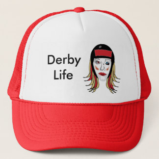Casquette de camionneur de la vie de Derby