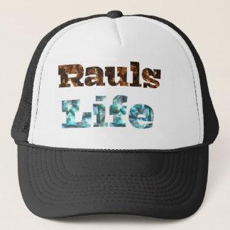 Casquette de camionneur de la vie de Rauls !