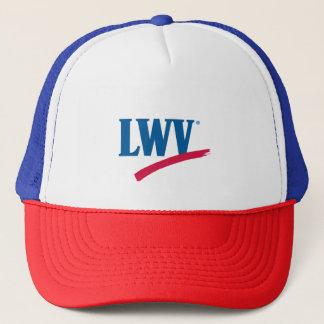 Casquette de camionneur de LWV