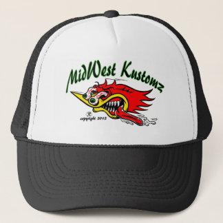 Casquette de camionneur de Midwest Kustomz WOODY