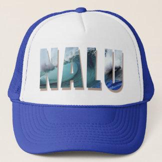 """Casquette de camionneur de """"Nalu"""" avec la copie"""