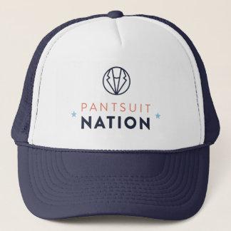 Casquette de camionneur de nation de Pantsuit