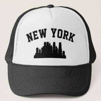 Casquette de camionneur de NEW YORK