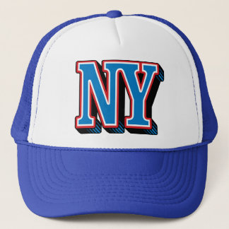 Casquette de camionneur de NY New York