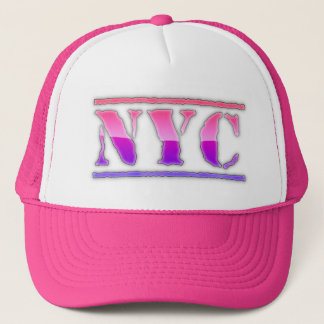 Casquette de camionneur de NYC New York City