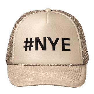 casquette de camionneur de #NYE