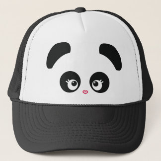 Casquette de camionneur de Panda® d'amour