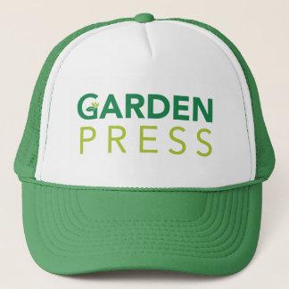 Casquette de camionneur de presse de jardin de GWA
