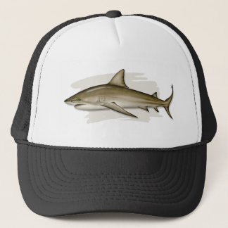 Casquette de camionneur de requin de Taureau