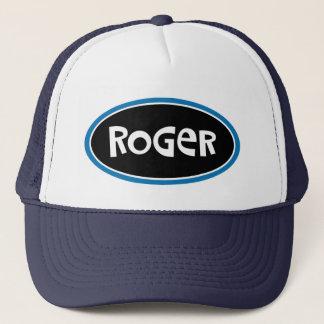Casquette de camionneur de ROGER