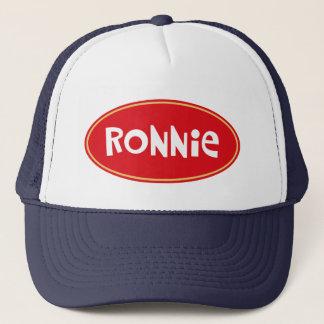 Casquette de camionneur de RONNIE