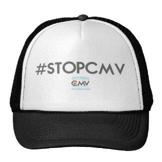 casquette de camionneur de #STOPCMV