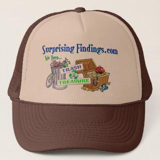 Casquette de camionneur de SurprisingFindings