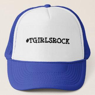 Casquette de camionneur de #TGIRLSROCK