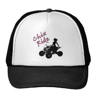 Casquette de camionneur de tour de Chix