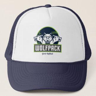 Casquette de camionneur de WolfPack Snapback