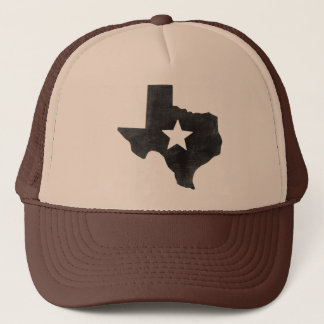 Casquette de camionneur d'étoile de Texas